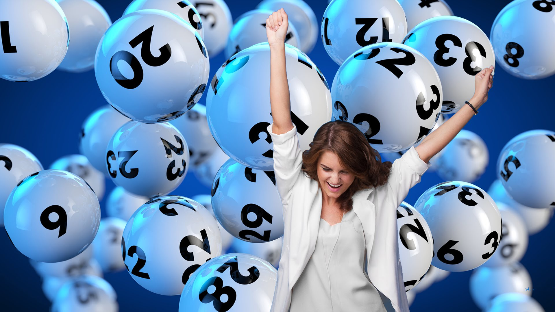 La loterie, il suffit d'être en dessous quand ça tombe !