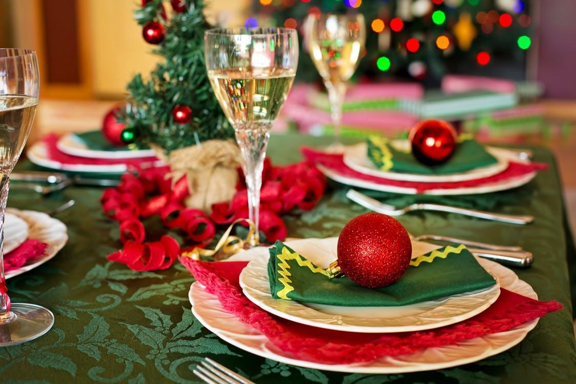 Vive les repas de fêtes !